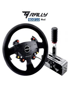 ThrustMaster Rally Race Gear Sparco Mod Set - Black (New)