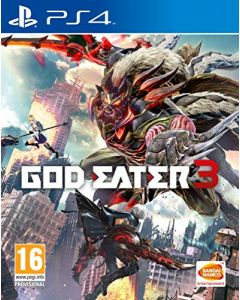 God Eater 3 (PS4) (New)