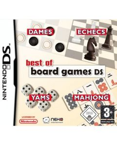 Best Of Board Games (DS) (New)
