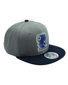ABYstyle Harry Potter Snapback Cap Grey and Blue Ravenclaw (New)