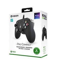 Nacon Pro Compact Controller (Xbox) (New)