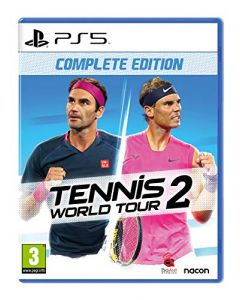Tennis World Tour 2: Complete Edition (PS5) (New)