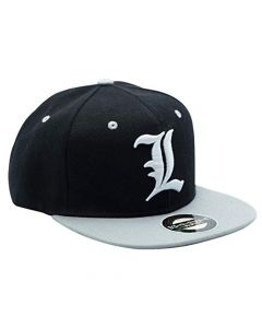 Deathnote - Snapback Cap (Black) (One Size) (New)