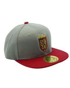 ABYstyle - Harry Potter - Snapback Cap - Gryffindor - Grey and red (New)