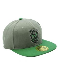 ABYstyle - Harry Potter - Snapback Cap - Slytherin - Grey and Green (New)