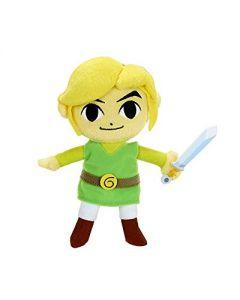 Nintendo Official The Legend of Zelda Link Plushie - 15cm (New)