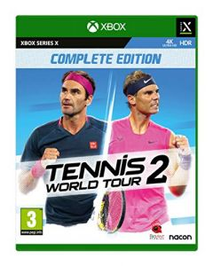 Tennis World Tour 2: Complete Edition (Xbox Series X) (New)