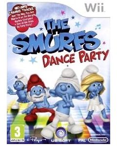 The Smurfs Dance Party (Nintendo Wii) (New)