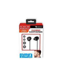 Subsonic - Gaming Earphones with microphone for Nintendo Switch – Gaming earphones with bass boost (New)