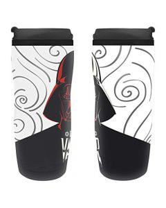 ABYstyle - Star Wars Isotherm Travel Mug - Vader Graphics (New)