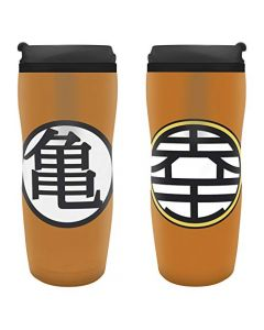 ABYstyle Dragon Ball Isotherm Travel Mug Kame (New)