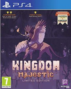 Kingdom Majestic: Limited Edition (PS4) (New)