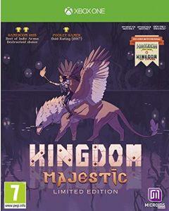 Kingdom Majestic: Limited Edition (Xbox One) (New)