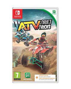 ATV Drift & Tricks (Code In A Box) (Switch) (New)