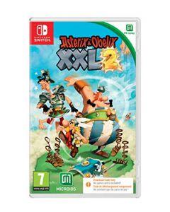 Asterix & Obelix XXL 2 (Code In A Box) (Switch) (New)