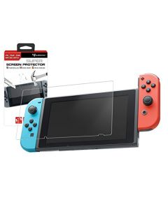 Subsonic - Super screen protector for Nintendo Switch - Ultra-resistant tempered glass screen protector (New)