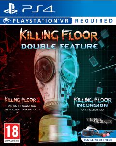 Killing Floor Double Feature (PS VR / PS4) (New)