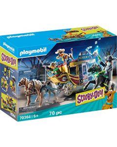Playmobil 70364 Scooby-Doo Adventure in the Wild West (New)