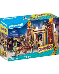 Playmobil 70365 Scooby-Doo Adventure in Egypt (New)