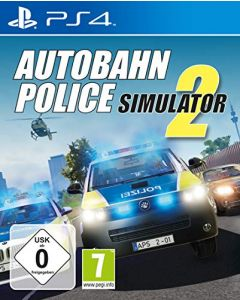 Autobahn - Police Simulator 2 (PS4) (New)