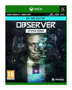 Observer System Redux - Day One Edition (Xbox Series X) (New)
