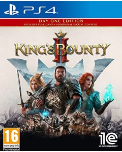 King's Bounty 2 (Day One Edition) (PS4) (New)
