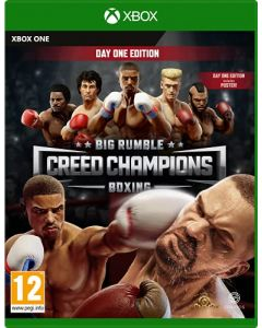 Big Rumble Boxing - Creed Champions Day One Edition (Xbox One) (New)