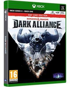 Dungeons & Dragons - Dark Alliance - Day One Edition (BOX UK) XBOX SX (New)