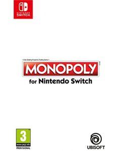 Monopoly (Nintendo Switch) (New)