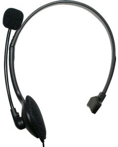 ORB Wired Headset Black (Xbox 360) (New)