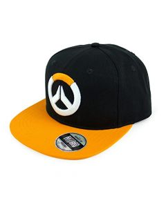 Overwatch Snapback Logo Baseball Cap (One Size) (New)