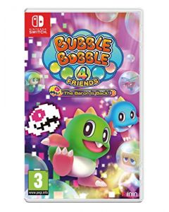 Bubble Bobble 4 Friends The Baron Is Back! (Nintendo Switch) (New)