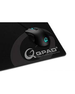 Qpad FX900 High Quality Soft Top Fabric Mouse Pad, Support Control and Fast Gameplay, Large Size 900 x 420 x 3.0mm PC (New)