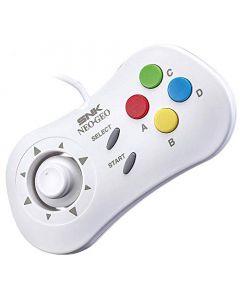 NEOGEO Mini Console Official Control Pad: White (NEOGEO Mini) (New)