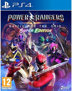 Power Rangers: Battle for The Grid - Super Edition (PS4) (New)