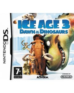 Ice Age 3: Dawn of the Dinosaurs (Nintendo DS) (New)