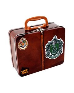 Harry Potter Slytherin Top Trumps Collector's Tin (New)