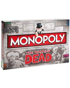 The Walking Dead Monopoly Board Game Standard (New)