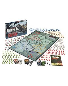 The Walking Dead Risk Board Game (New)