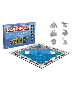 Winning Moves Friends Monopoly Board Game (New)