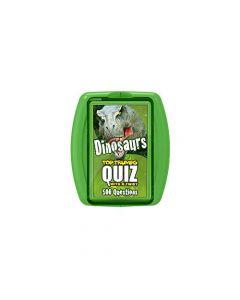 Dinosaurs Top Trumps Quiz Game (New)