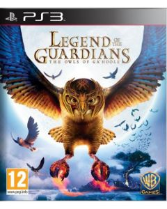 Legend of the Guardians: The Owls of Ga'Hoole (PS3) (New)