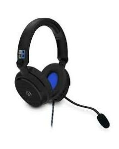 4Gamers STEALTH HEADSET C6 100 BLUE (New)