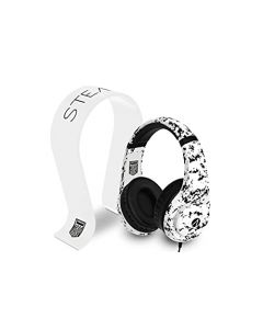 Stealth XP Conqueror Stereo Gaming Headset with Stand for PS5 PS4 XBOX Nintendo Arctic Camouflage (New)