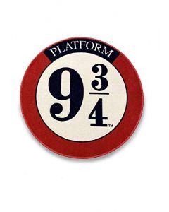 Harry Potter Platform 9 3/4 Rug (100x100cm) (New)