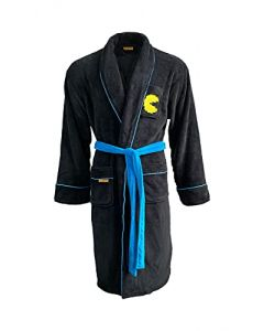 Pacman Ready Player Adult Robe (New) (New)