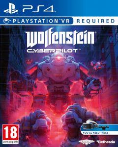 Wolfenstein Cyberpilot (PSVR) (PS4) (New)