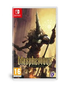 Blasphemous Deluxe Edition (Nintendo Switch) (New)