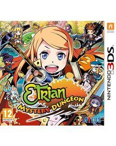 Etrian Mystery Dungeon (Nintendo 3DS) (New)