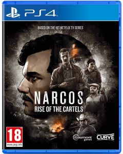 Narcos: Rise of The Cartels (PS4) (New)